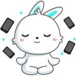 Новый бесплатный набор «Кролик Олег».