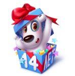 Подарок день рождения ВК