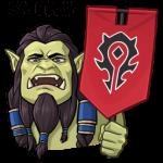 Стикеры World of Warcraft
